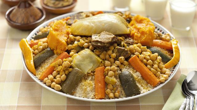 Le couscous, le plat équilibré par excellence !