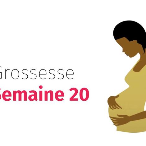 Suivez votre grossesse : la vingtième semaine !