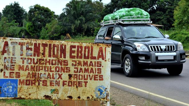 La maladie à virus Ebola fait son retour en RDC (Illustration)
