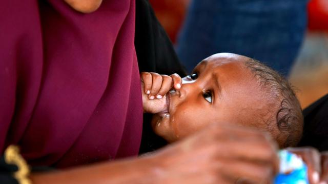 Un enfant sur trois ne mange pas à sa faim