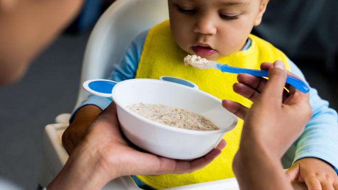 Il ne faut jamais forcer son enfant à manger !
