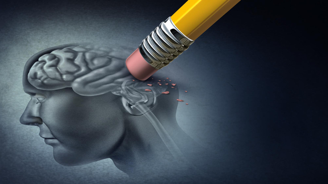 La perte de mémoire est l'un des premiers signes de la maladie d'Alzheimer