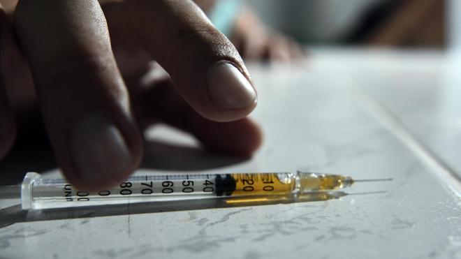 De plus en plus de Marocains sont accros à l'héroïne