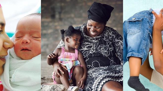 Maman Africaine, la page de toutes les mamans d'Afrique?