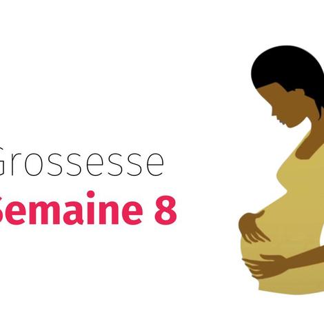Suivez votre grossesse : la huitième semaine !
