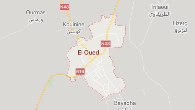 El Oued, également appelée Oued Souf, est une ville située dans le nord-est du Sahara algérien