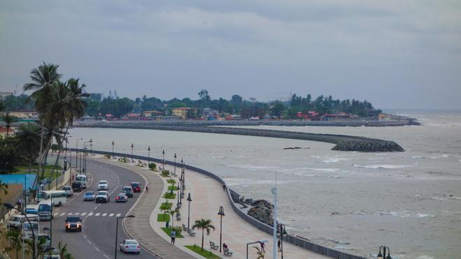 La ville de Bata est confrontée à une pénurie d'eau courante