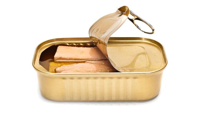 Une boîte de thon est responsable de plusieurs cas d'intoxication alimentaire
