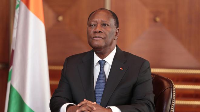 Le président ivoirien reprend ses activités, à l'heure où le pays est menacé par Ebola (photo d'illustration)