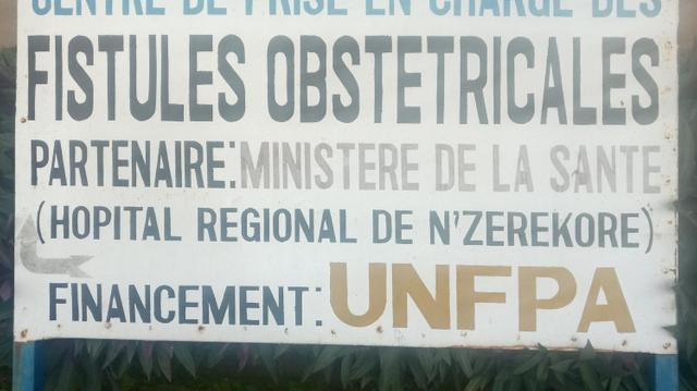 En Guinée, ces fistules obstétricales qui isolent les femmes