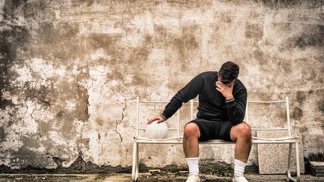 Les footballeurs sont aussi exposés aux maladies mentales (photo d'illustration)