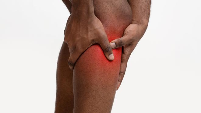 L'arthrose du genou est fréquente en Afrique (photo d'illustration)