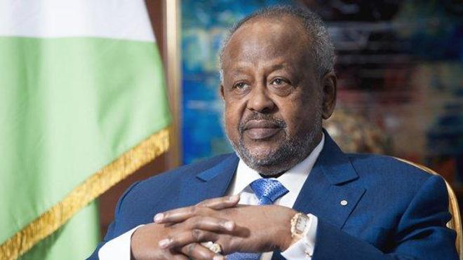 Le président du Djibouti, Ismaël Omar Guelleh (photo d'illustration)
