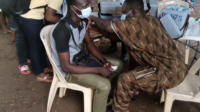 Les Togolais sont de plus en plus nombreux à se vacciner contre le Covid-19