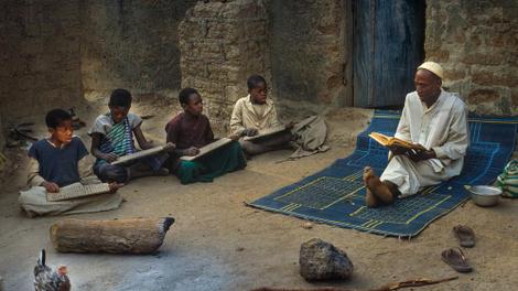 Les talibés de Kaolack, principales victimes du paludisme au Sénégal