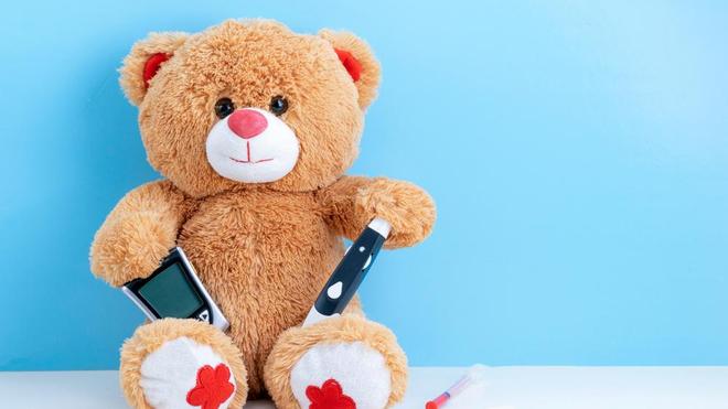 Le diabète de type 1 est le plus fréquent chez les enfants