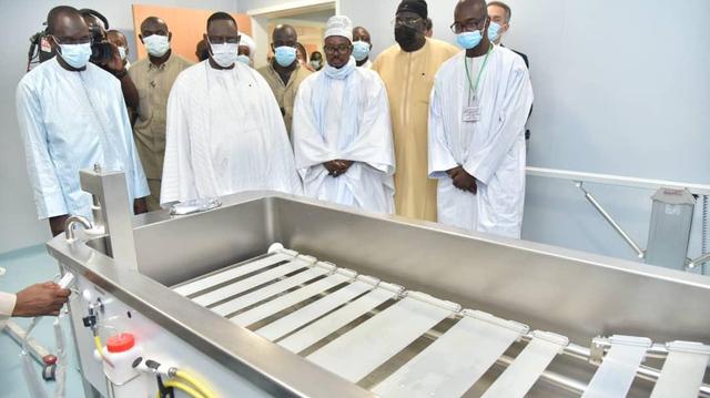 Au Sénégal, la capitale du mouridisme se dote d'un nouvel hôpital