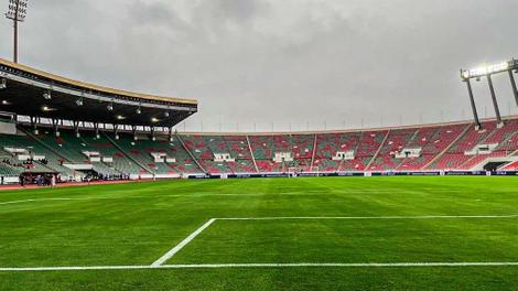 Au Maroc, le pass vaccinal s'invite dans les stades de foot