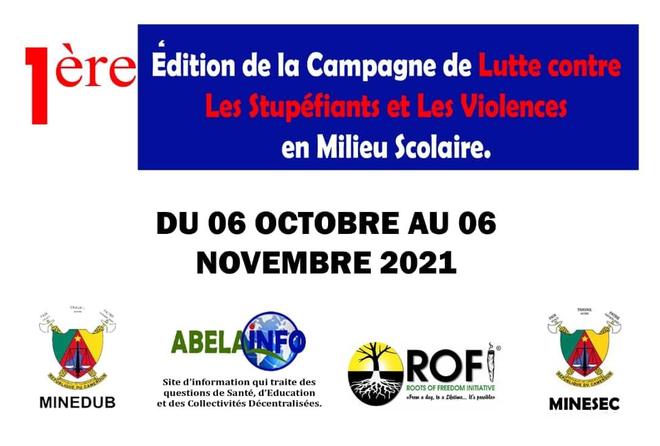 Cette campagne veut aborder un sujet tabou au Cameroun