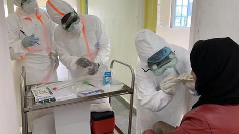 Covid-19 : Fin du test PCR pour les voyageurs vaccinés à destination du Sénégal