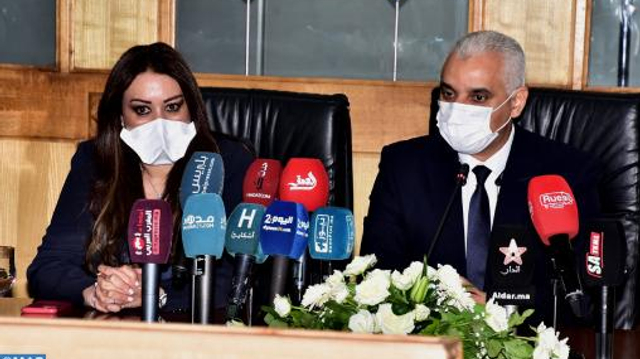 Revoilà Khalid Aït Taleb à la tête du ministère marocain de la Santé