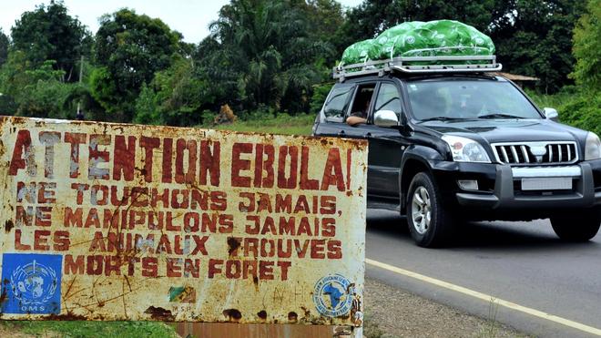 L'épidémie d'Ebola est presque éteinte en RDC (Image d'illustration)