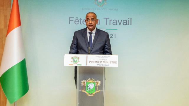 Le Premier ministre ivoirien Patrick Achi est hospitalisé en France