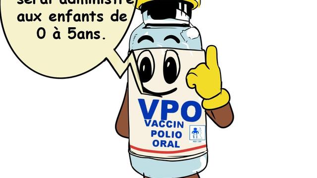 Cameroun : nouvelle campagne de vaccination anti-polio