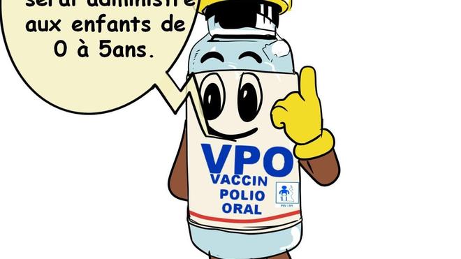 6 millions de petits Camerounais sont concernés par cette campagne de vaccination (Image d'illustration)