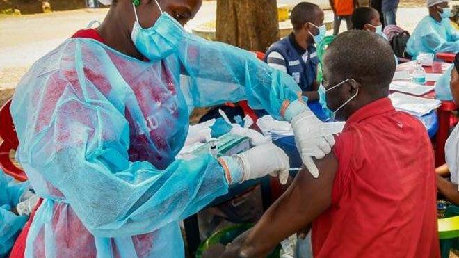 Près de 11.000 Guinéens ont été vaccinés contre Ebola (photo d'illustration)