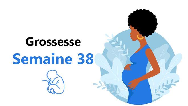 En cette trente-huitième semaine de grossesse, le jour de délivrance approche (photo d'illustration)