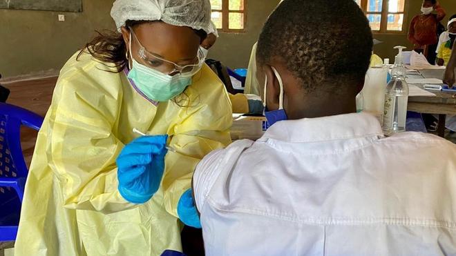 Le virus Ebola refait son apparition en RDC