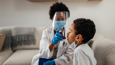 Coronavirus : Et si le masque de protection réduisait les crises d'asthme ?