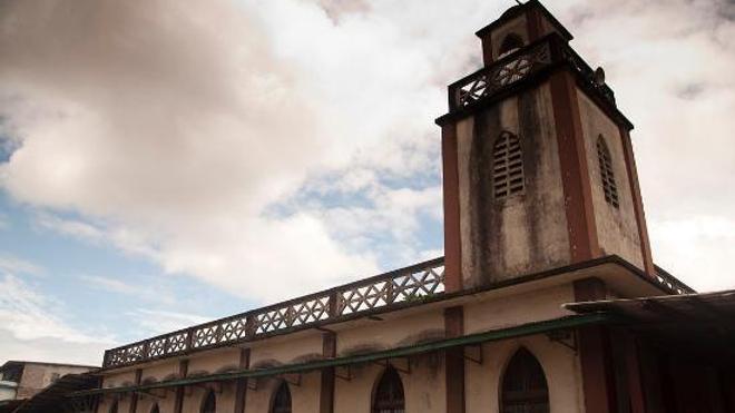 La mosquée centrale de Douala a du mal à appliquer les gestes barrières (photo d'illustration)