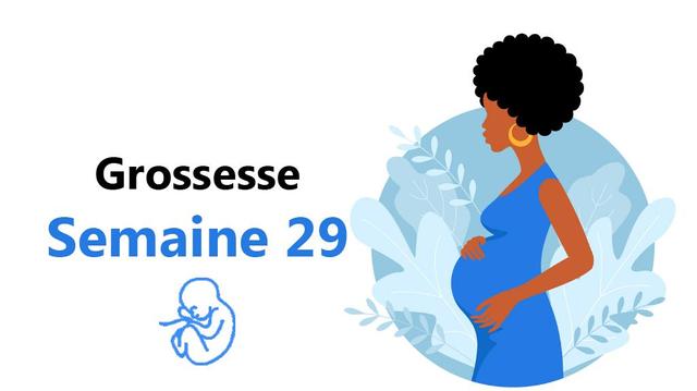 Suivez votre grossesse : la vingt-neuvième semaine !