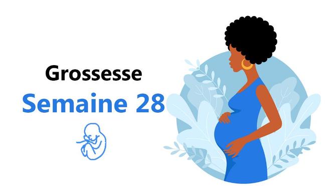 Pendant la grossesse, certaines femmes développent du diabète (photo d'illustration)