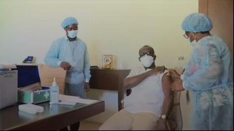 Coronavirus : 78 centres de vaccinations ouverts au Bénin