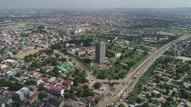 Kinshasa vit toujours à l'heure du Covid-19 (photo d'illustration)