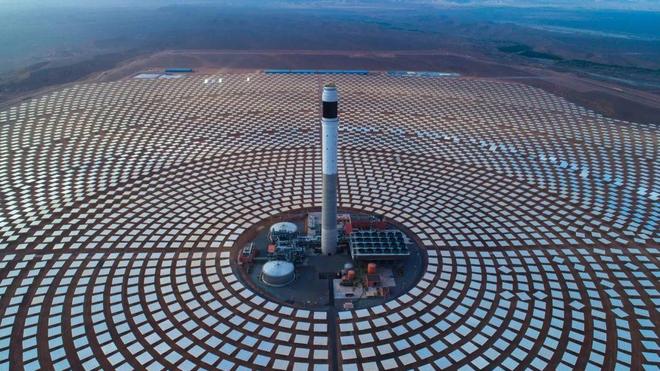Le parc solaire Noor contribue à la transition écologique au Maroc et en Afrique
