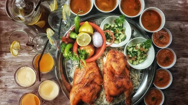 Riche en protéines, le poulet est parfait pour démarrer une journée de jeûne (photo d'illustration)