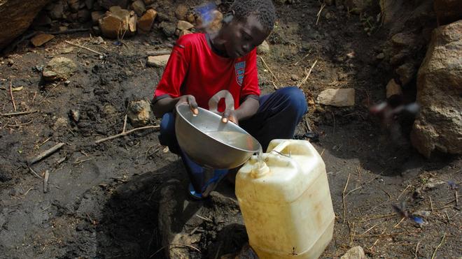 Au Tchad, l'accès à l'eau potable est toujours compliqué