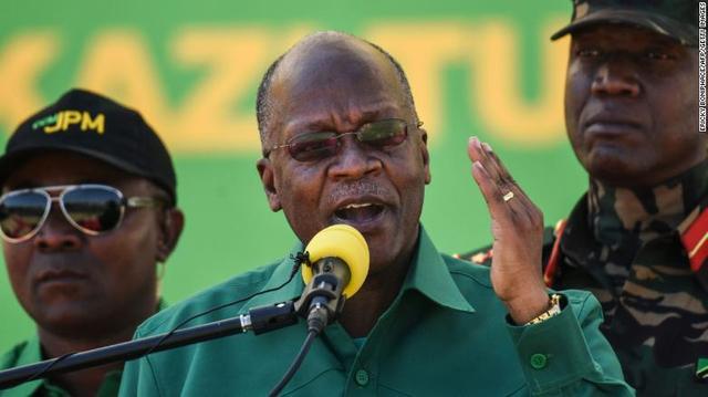 Tanzanie : Le président John Magufuli atteint du Covid-19, vraiment ?