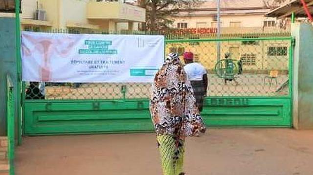 Le Bénin veut éliminer le cancer du col de l'utérus