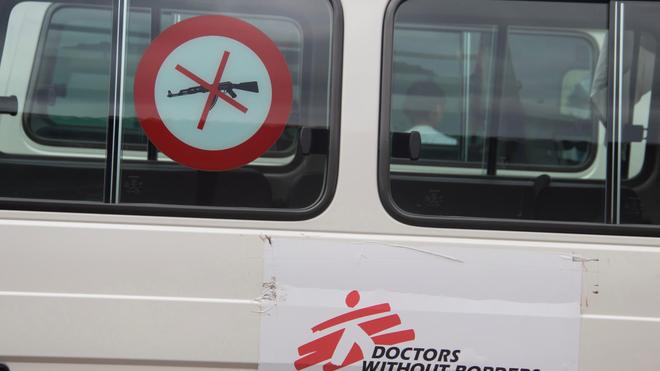 Médecins Sans Frontières réclame la reprise de ses activités dans la région du Nord-Ouest (Image d'illustration/Crédit photo  MiroS Lav)