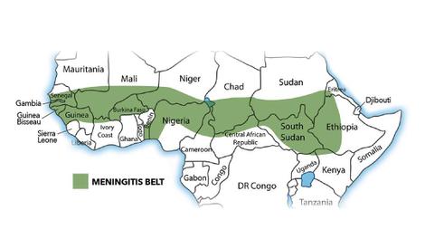 Une épidémie de méningite provoque une vague d'inquiétude au Bénin