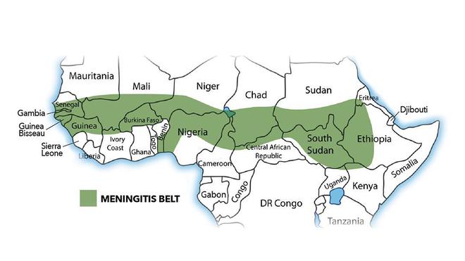 """Le Bénin fait partie de ce qu'on appelle """"la ceinture de la méningite"""" (photo d'illustration)"""