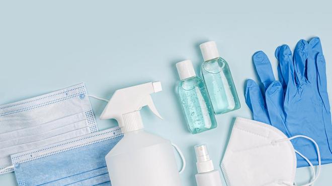 Un kit sanitaire a été inventé par des chercheurs guinéens (photo d'illustration)
