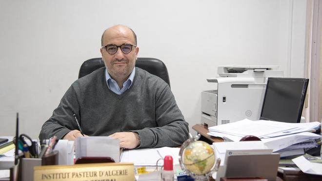 Selon le Dr Derrar Fawzi, le variant britannique pourrait devenir majoritaire en Algérie