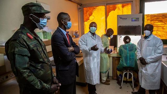 Coronavirus : Bangui se dote d'un centre de dépistage du Covid-19
