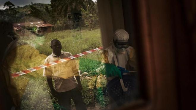 La vaccination contre Ebola commence aujourd'hui en Guinée (photo d'illustration)